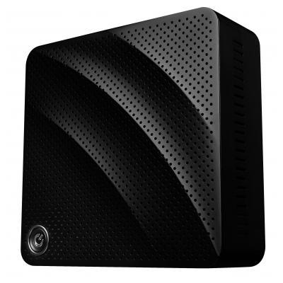 Msi barebone: Cubi N-021BEU - Zwart