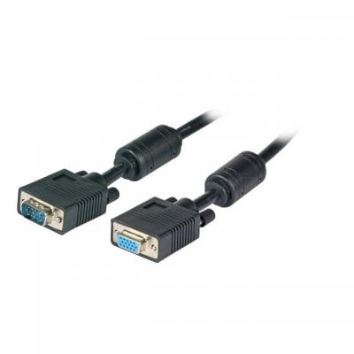 EFB Elektronik K5327SW.15 VGA kabel  - Zwart
