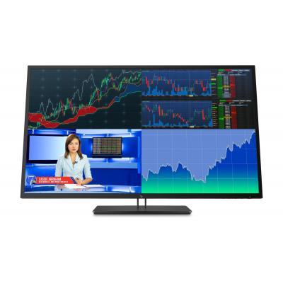 "HP Z Display Z43 42,5"" 4K UHD IPS USB-C Monitor - Zwart"