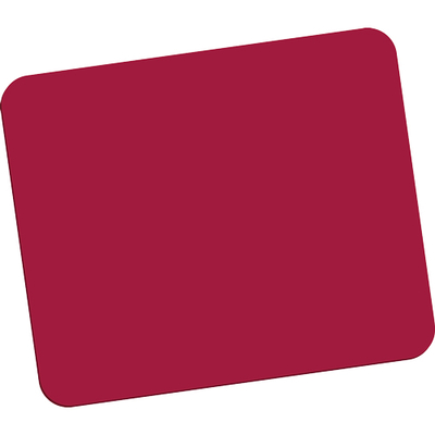 Fellowes Economy Mousepads Red Muismat - Rood
