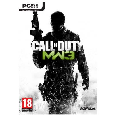 Activision game: Call of Duty: Modern Warfare 3