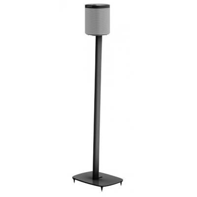 Flexson speakersteun: Floorstand for SONOS PLAY:1, Black, Pair - Zwart