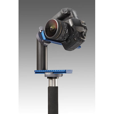 Novoflex VR-System SLANT Camera-ophangaccessoire - Zwart, Blauw