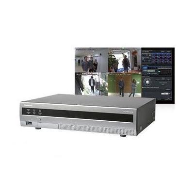"""Panasonic : 32-CH, H.264, G.726, HDMI, 2 HDD 4TB, Serial ATA, 8.89 cm (3.5 """") , RAID support"""