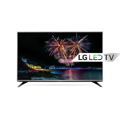 "Lg led-tv: LED, 109.22 cm (43 "") , 1920 x 1080, Full HD, PMI 300, Virtual Surround, Built-In Games, Clear Voice - Zwart"