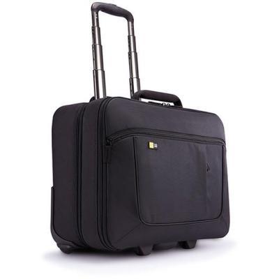 """Case logic bagagetas: 43.942 cm (17.3 """") , Polyester, 6.56 lb, Black - Zwart"""
