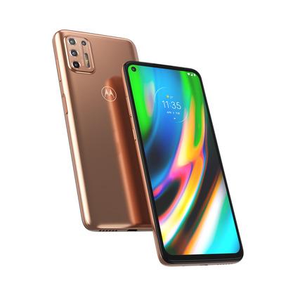 Motorola Moto G G9 Plus Smartphone - Koper 128GB
