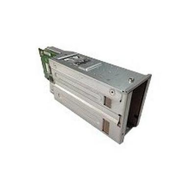 "Lenovo SAN: ThinkServer SSD Cage, 6.35 cm (2.5 "") , SATA, Silver - Groen, Grijs, Zilver"