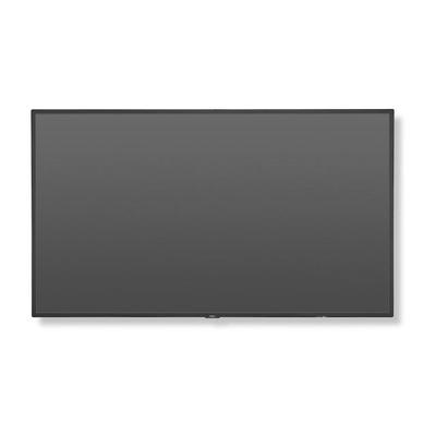 NEC MultiSync V554-T Public display - Zwart