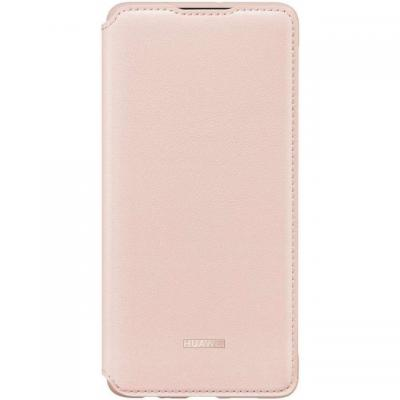 Huawei FLIP COVER - ROZE - VOORP30 telefoon cover