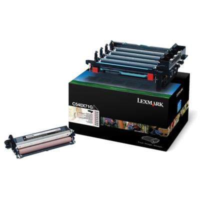 Lexmark kopieercorona: C54x, X54x 30K zwarte imaging kit