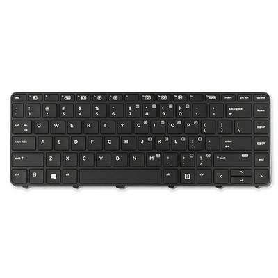 HP Premium keyboard (UK) notebook reserve-onderdeel - Zwart