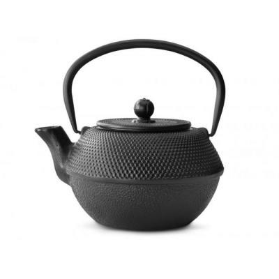 Bredemijer teapot: Theepot Jang - Zwart