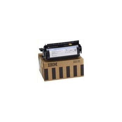 IBM 35000 pages, laser, black Toner - Zwart