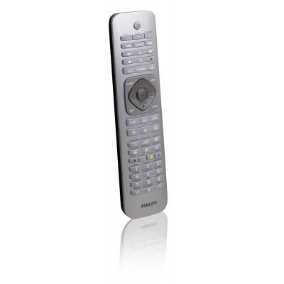 Philips afstandsbediening: Perfect replacement Universele afstandsbediening SRP6013/10 - Grijs