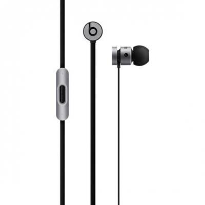 Apple headset: urBeats - Zwart, Grijs
