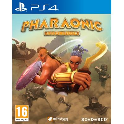 Soedesco game: Pharaonic (Deluxe Edition)  PS4
