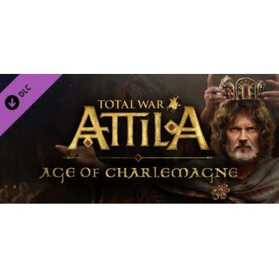Sega : Total War: ATTILA - Age of Charlemagne Campaign Pack