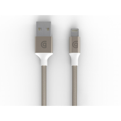 Griffin USB/Lightning, 1.5 m - Goud