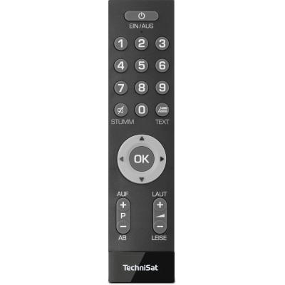 TechniSat IsiZapper Universal Afstandsbediening - Zwart