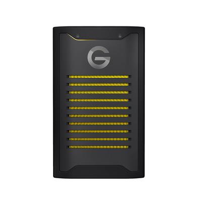 G-Technology ArmorLock - Zwart,Geel