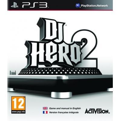 Activision game: DJ Hero 2, PS3