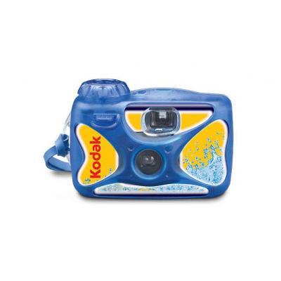 Kodak camera: Sport Single Use Camera - Blauw