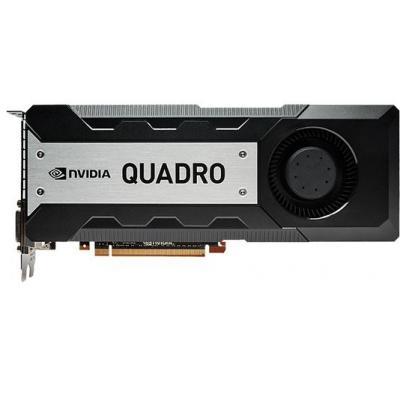 HP NVIDIA Quadro K6000 PCI-E 12GB GDDR5 Graphics Adapter videokaart