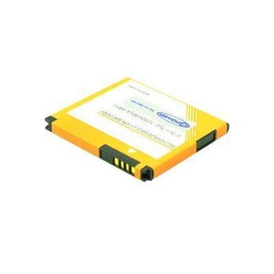 2-power batterij: Li-Ion, 3.7V, 1200mAh - Multi kleuren