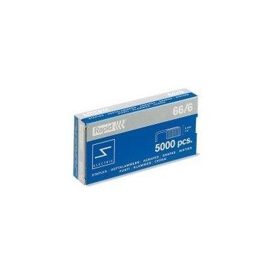 Rapid nietcassette : 66/6-8+ 5000 st.
