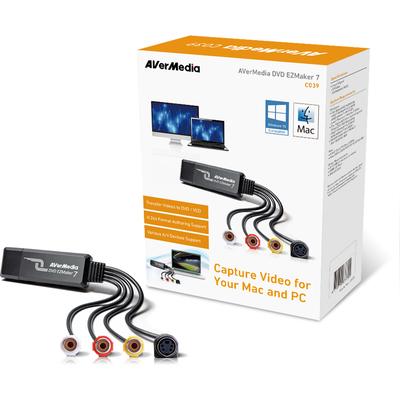 AVerMedia DVD EZMaker 7 Video capture board