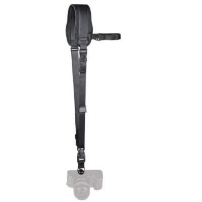 "Kaiser camera riem: ""Action Strap"" Sling Camera Strap - Zwart"