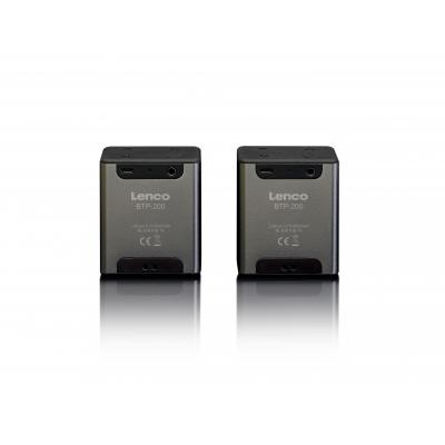 Lenco draagbare luidspreker: BTP-200BK - Grijs