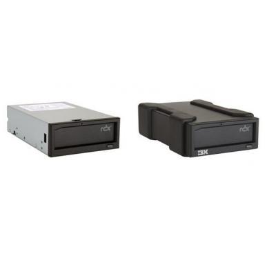 IBM RDX 1TB Cartridge datatape - Zwart