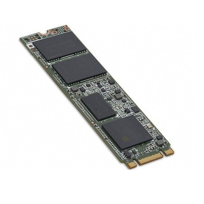 Intel SSD: 540s - Zwart, Groen