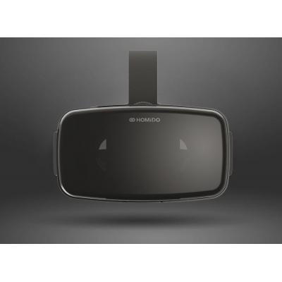 Homido virtual reality bril: Virtual Reality Headset V2 - Zwart