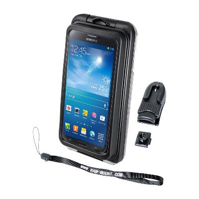 RAM Mounts RAM-HOL-AQ7-2 Mobile phone case - Zwart, Transparant