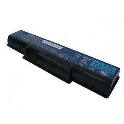 Acer batterij: BT.00603.041 Notebook Battery 4400 mAh Proprietary Lithium Ion (Li-Ion) - Zwart