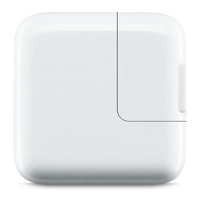Apple oplader: USB-lichtnetadapter van 12 W - Wit