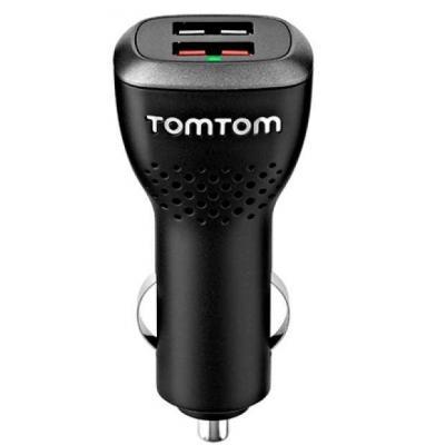 Tomtom navigator case: Premium-pakket - Zwart