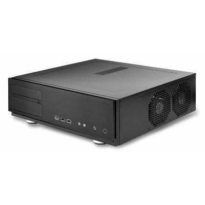 Antec NSK-2480B-EC Behuizing - Zwart