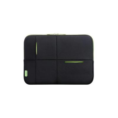 Samsonite laptoptas: Airglow Sleeves - Zwart, Groen