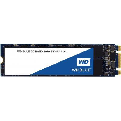Western digital SSD: 250 GB, SATA 6Gb/s, M.2 2280, SSD - Zwart