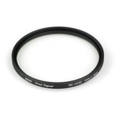 Hoya camera filter: Pro1 HMS Super UV Filter 62mm - Zwart