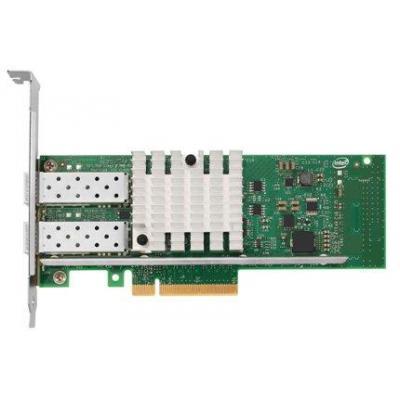 Lenovo X520 Dual Port 10GbE SFP+ Netwerkkaart - Groen, Metallic