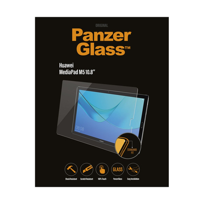 PanzerGlass Huawei MediaPad M5 10.8'' Big-size tablets - Transparant