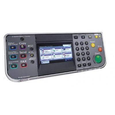 Kyocera faxmachine: Fax System U - Zwart