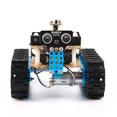 Makeblock : Starter Robot Kit (Bluetooth Version) - Zwart, Blauw