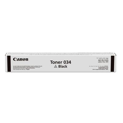 Canon 034 Toner - Zwart