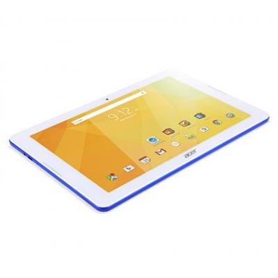 Acer tablet: Iconia B3-A20 - Blauw, Wit